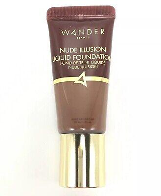 Wander Beauty Nude Illusion Liquid Foundation in FAIR 1