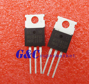 20 PCS IRFB4110 FB4110 POWER MOSFET Transistor TO-220 New