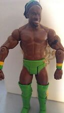 WWE WWF Mattel Wrestling Figur 2011 New Day Kofi Kingston
