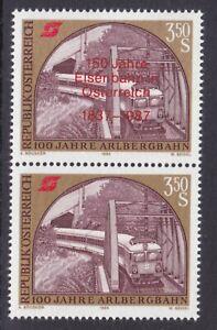 O-1984-ANK-Nr-1820-mit-Allongen-Werbezudruck-im-Paerchen-pf-siehe-Bild-gt