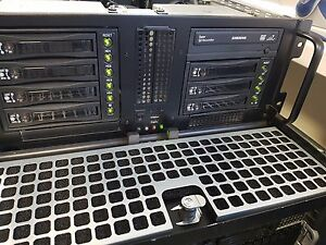 Details about Storage Server NAS NVR Intel 4-core Xeon E5620 6GB RAM 11TB  HDD