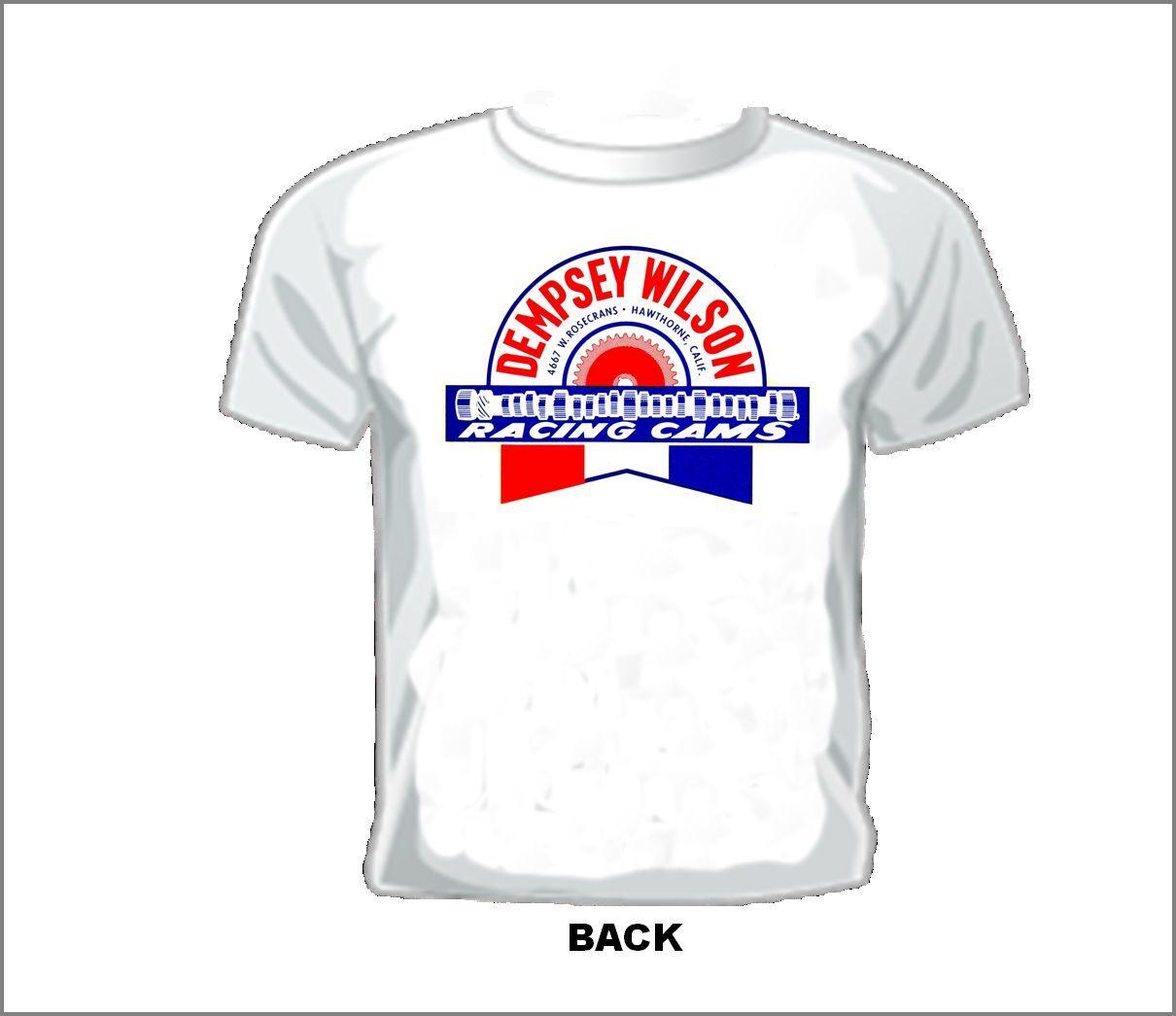 Vintage GASSER//DRAG//NASCAR//SPRINT// RACE T-shirt SEW Tacoma Washington