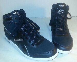 New Sneakers Jacquard Reebok Us Mid 7 Classics Nero Taglia pTwFwH
