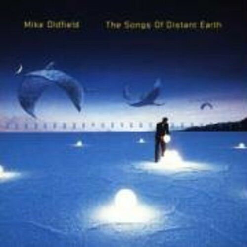 1 of 1 - Mike Oldfield - Songs of Distant Earth [New CD]