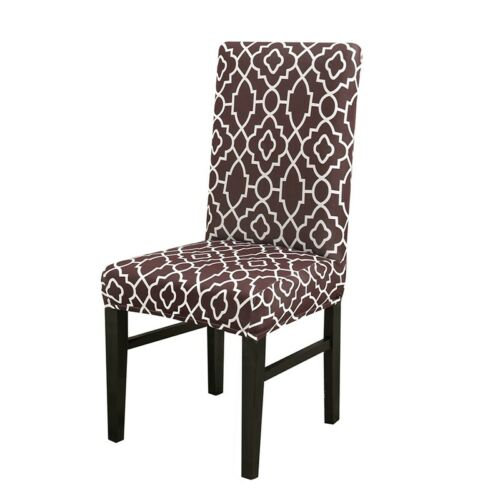 Stretch Chair Covers Home Kitchen Seat Slipcover Removable Party Office Decor