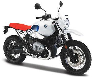 BMW-R-Nine-T-Urban-GS-Bburago-Motorrad-Modell-1-18