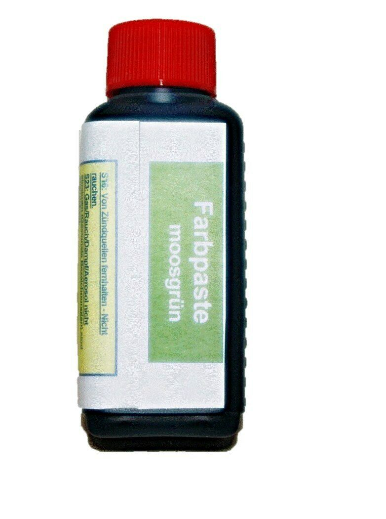 10 KG Farbpaste moosgrün für Polyesterharz-u.Epoxidharz Gelcoat  GFK Topcoat Gelcoat Polyesterharz-u.Epoxidharz 05c86c