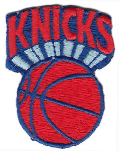 1976-91-New-York-Knicks-Baloncesto-NBA-Vintage-2-25-034-Equipo-Parche