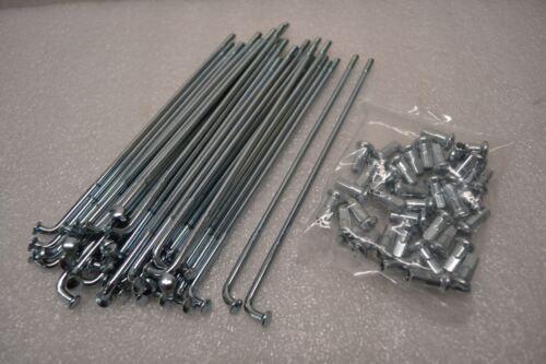 Honda CB350 CL350 CB360 CL360 CB350F CB400F Rear Wheel Spoke Set Kit New Repro