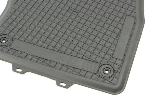 Original VW Arteon Satz 4 Stück Allwetter Fußmatten schwarz 3G8061500 82V