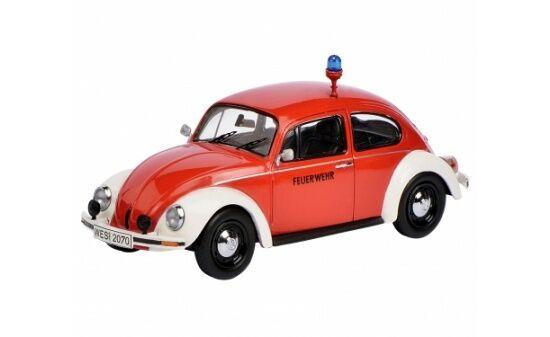 450387300 - Schuco VW Beetle 1200  Pompiers  (03873) - 1 43