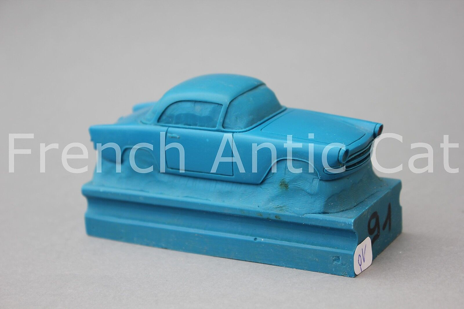Rare matrix model resin mold simca full sky car 1 43 Comentarios models qv