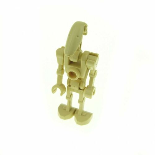 Star Wars ™ LEGO ® Battle Droid with 1 Straight Arm sw0001c Set 7748