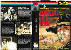 TOPPIC Western Rarität : Django tötet leise (George Eastman) Luciano Rossi