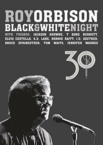 Roy Orbison - Black and White Night 30 [CD]