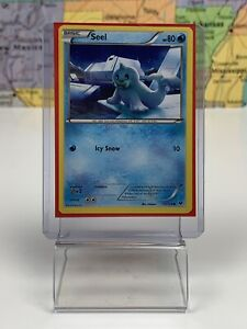 SHIPS-SAME-DAY-Seel-15-124-Common-XY-Fates-Collide-Pokemon-Near-Mint