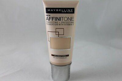 Maybelline Affinitone Perfezionamento Della Fondazione Vitaman E