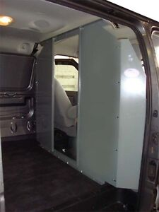 Details about Van Safety Partition, Divider - opening in the center Ford  Econoline 1996-2014