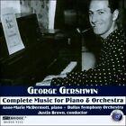 Gershwin: Complete Music for Piano & Orchestra (CD, Apr-2008, Bridge)