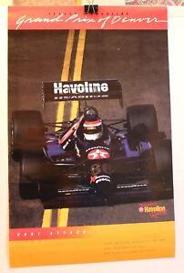 INDY-CAR-TEXACO-GRAND-PRIX-OF-DENVER-POSTER-1990-CART-HAVOLINE-EXELLENT