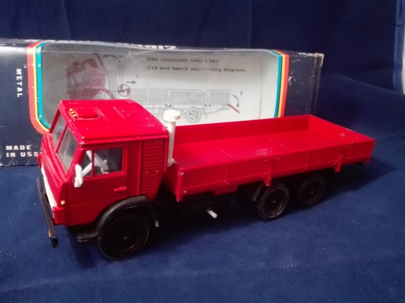 1 43 USSR USSR USSR Soviet Elecon Kamaz - 53212 Camión. C204 8ced36