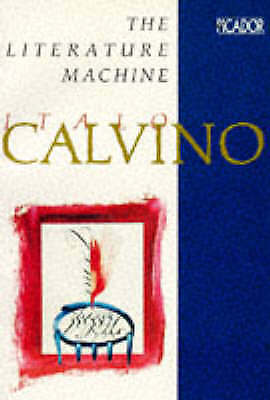 The Literature Machine: Essays (Picador Books)-ExLibrary