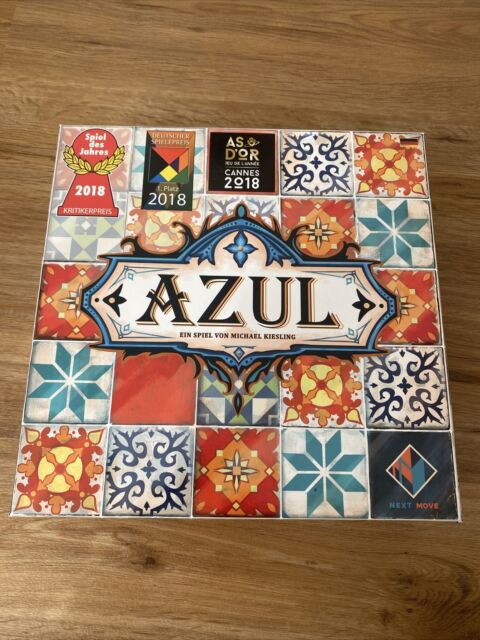Azul (Next Move Games) (Game) - Brettspiel von Michael Kiesling
