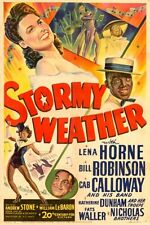 Stormy Weather Movie Poster #01 11x17 Mini Poster (28cm x43cm)
