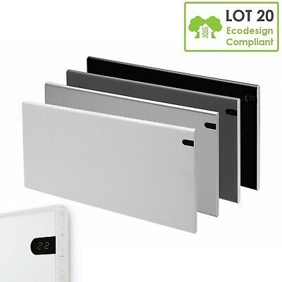 /économie d/énergie couleur blanc Adax Neo Convecteur mural avec thermostat WiFi hauteur 210/mm