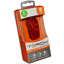Ultra Bright LED Front Tail Light & Mounting Fixture Bike Bicycle Lights Durable