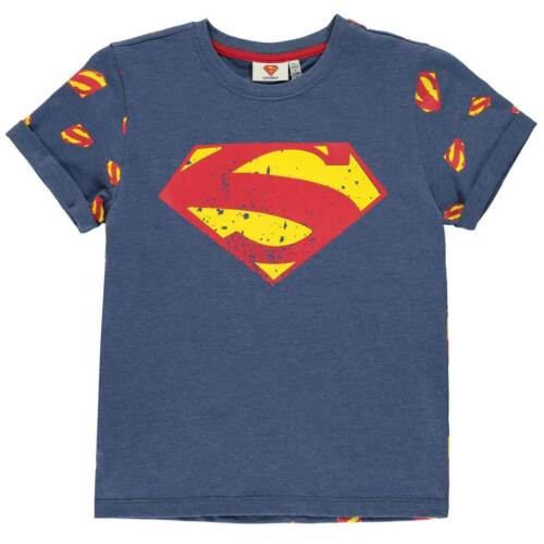 Personaggio bambini ragazzi manica corta T Shirt Girocollo Tee Top Regular Fit Stampa