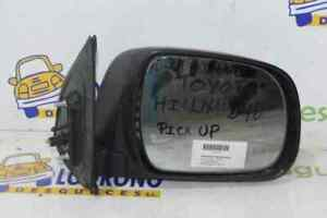 Rear-View Right Toyota Hilux Double Cab 4X4 2007 321377