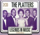 PLATTERS Legends in Music Collection 2CD NEW SEALED