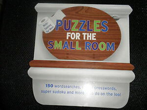 PUZZLES-FOR-THE-SMALL-ROOM-BR-NEW-BOOK-OF-CROSSWORDS-SUDOKU-AND-MORE