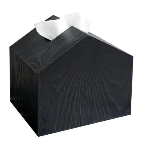 Haus Tücherbox Holz kosmetiktücherbox Bambus Tücherbox Holz