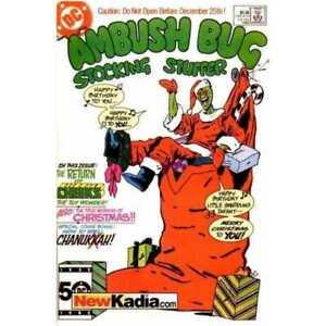 Ambush-Bug-Stocking-Stuffer-1-in-Very-Fine-condition-DC-comics-g2
