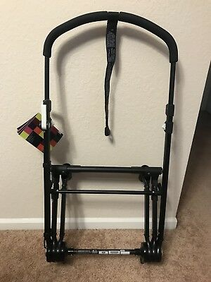 Bugaboo Cameleon 2nd Generation Chassis Black Frame Seat ...