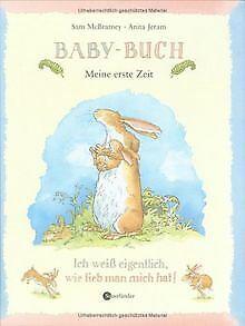 Baby-Buch: Meine erste Zeit. Ich weiß eigentlich, wie li...   Buch   Zustand gut