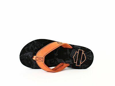 Harley Davidson Kids Hansel Flip-Flops Sandals 3771498433