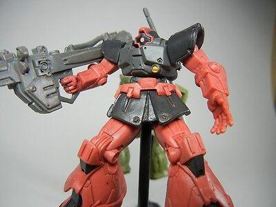 "Gundam Gashapon S.O.G.Ex.Ⅴ /""Char/'s Rick Dom /&  ZAKU Ⅱ Set/"" 1//300 Series BANDAI"