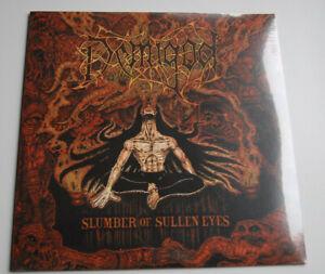 DEMIGOD-Slumber-Of-Sullen-Eyes-LP-sealed-MINT-ORANGE-Xtreem-Music-XM-035