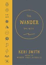 The Wander Society by Keri Smith (2016, Hardcover)