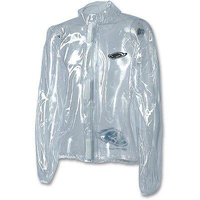 4140 Clear New Adults UFO Rain Jacket