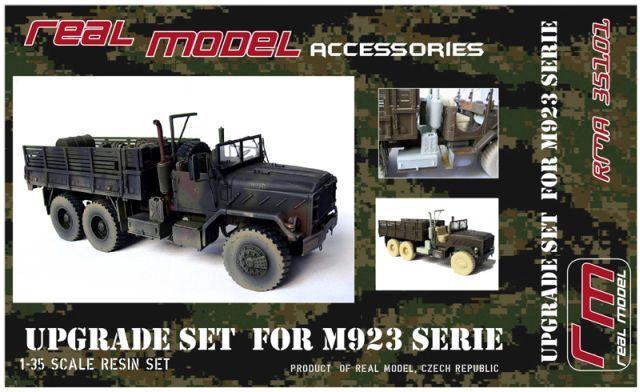1/35th Real Model US M923-M945 Series update set