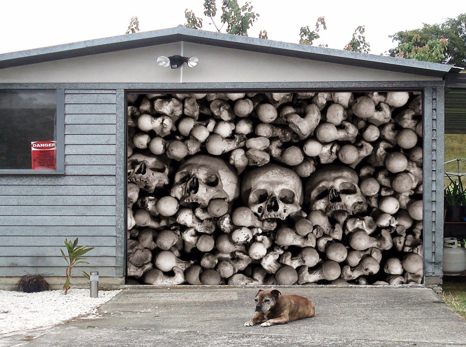 3D Human Bone 77 Garage Door Murals Wall Print Decal Wall Deco AJ WALLPAPER UK