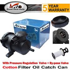 Oil Catch Can Turbo Patrol Diesel for Prado Hilux PJ Mazda Navara Pajero D-Max