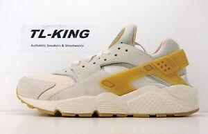 2aab728bb468 Nike Air Huarache Run SE Phantom Gum Yellow Light Bone 852628 004 ...