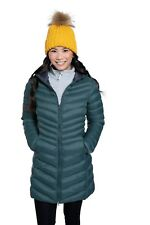 Mountain Warehouse Womens Padded Long Jacket Water Resistant Winter Ladies Coat