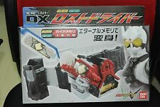 Kamen Rider W DX Eternal single sided USB Henshin Driver Lost Driver scene movie