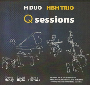 Haney-David-Q-Sessions-CD-NEUF
